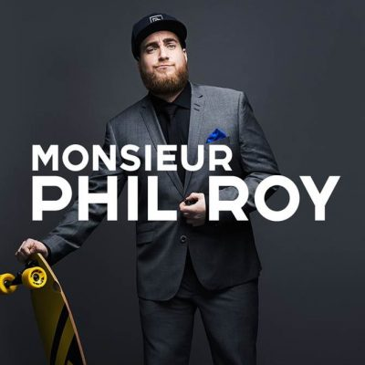 Phil Roy l'éternel adolescent