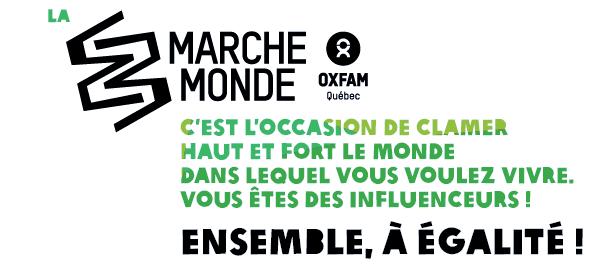 Marche Monde avec ta MDJ